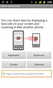 Barcode Scanner, Android Apps