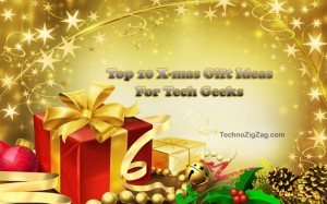 Top 10 Tech Gifts, Top 10 Christmas Gifts, Christmas 2012