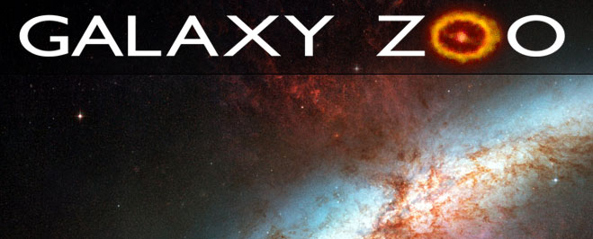 GalaxyZoo.org, Online Astronomy Project, Galaxy Zoo