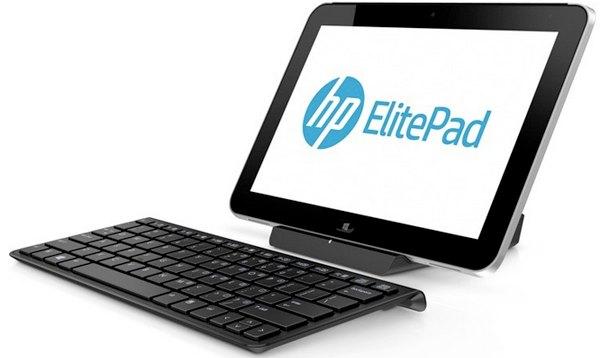 HP ElitePad 900, HP ElitePad Tablet, Windows 8 Tablet