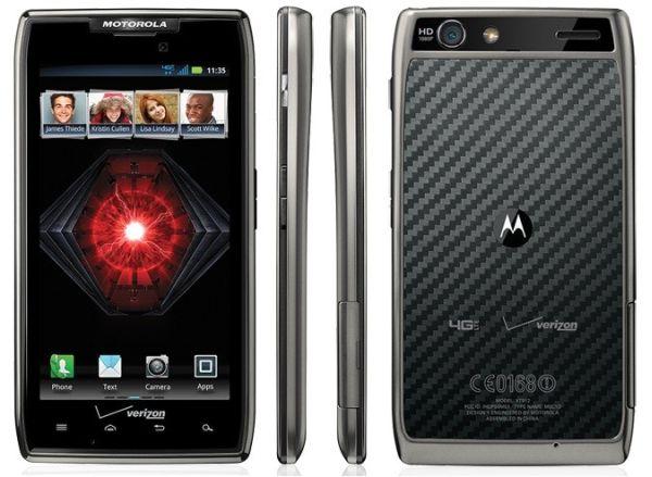 Motorola Smartphones, Android Smartphones, DROID RAZR MAXX