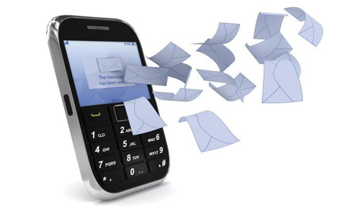Short Message Service, Texting, SMS Message