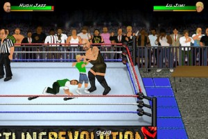 Android Games, Wrestling Revolution