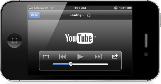 YouTube iOS App, Download YouTube iOS App