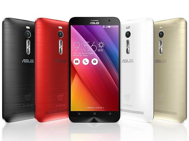 Asus Zenfone 2, Asus Smartphones