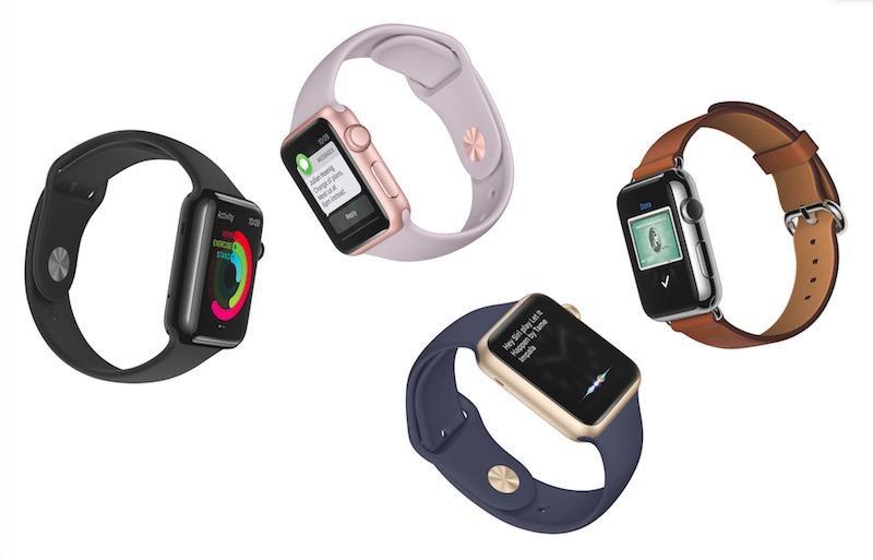 Apple Watch, Smartwatch