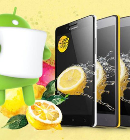 Android Marshmallow, Android Smartphones