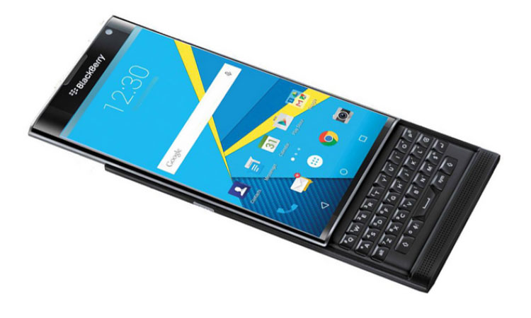 Blackberry, Blackberry Priv