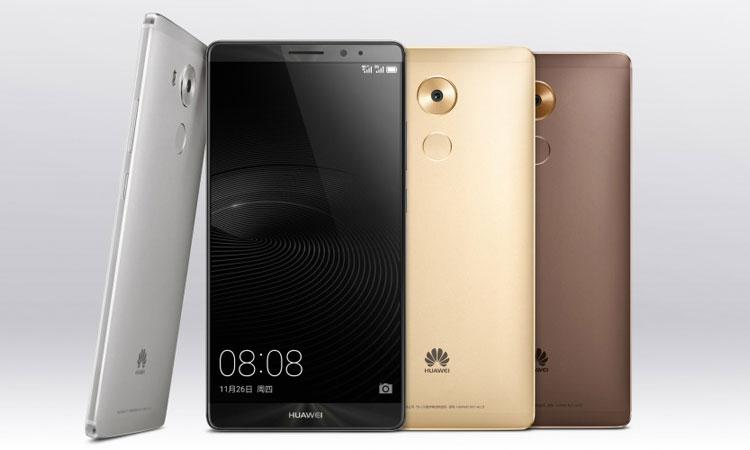 Huawei, Huawei Mate 8
