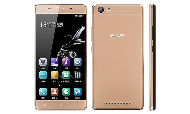 Gionee, Marathon M5 Lite, Gionee Smartphone