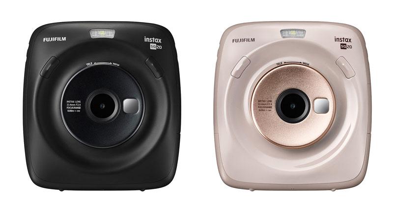 Fujifilm Hybrid-Square, Fujifilm Camera, Fujifilm Instax Square SQ20