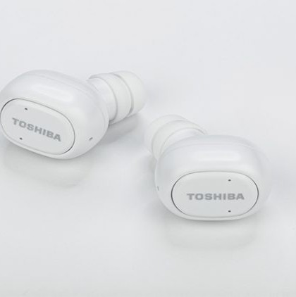 Toshiba True Wireless Bluetooth Earbuds