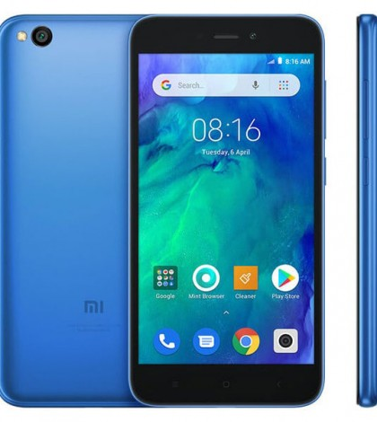 Xiaomi Redmi Go Smartphone: The stylish choice with Android Oreo