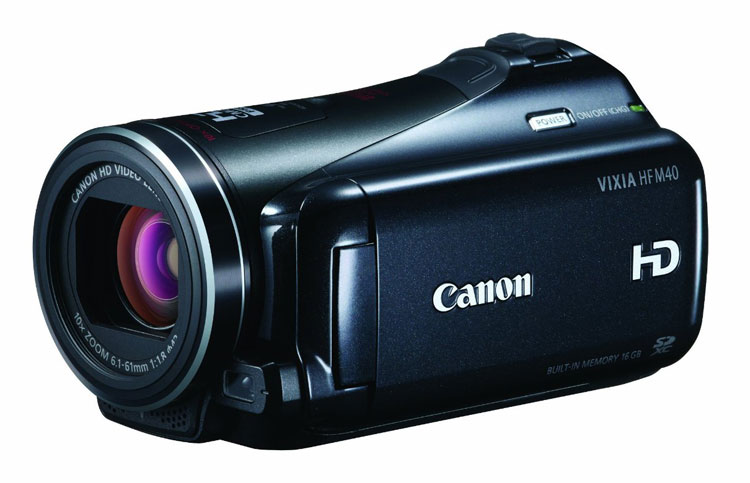Canon VIXIA HF M40 Camcorders, Canon Camcorders Features, Canon Camcorders Specs