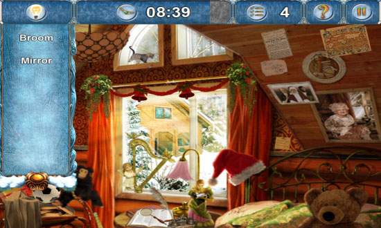 Christmasville Missing Santa, Christmas Android App, Christmasville App