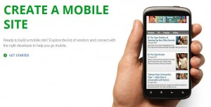 Letstalkmo.com, Let's Talk Mo, How to Create Mobile Site