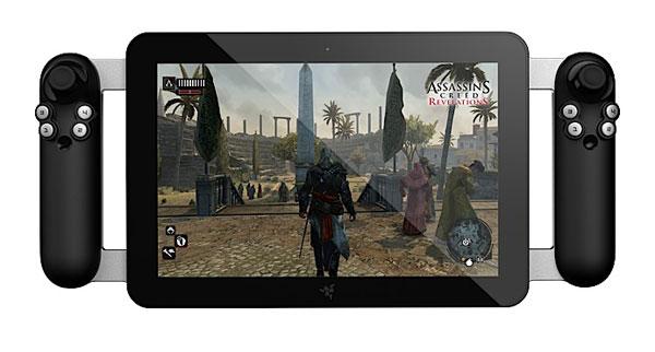Razer Fiona, Gaming Tablets