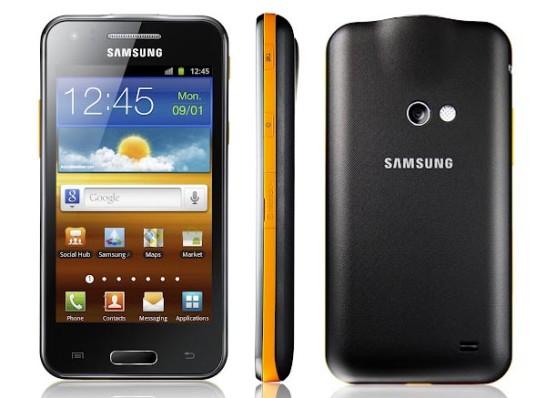 Samsung Galaxy Beam i8530, Samsung Smartphone