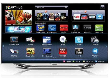 Samsung, Samsung SMART TV, SMART TV