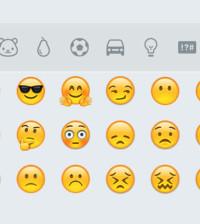 WhatsApp Emojis, Messaging Apps