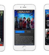 Yahoo, Video Guide App