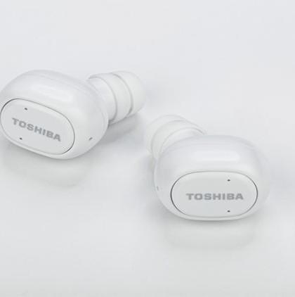 Toshiba True Wireless Bluetooth Earbuds