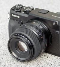 Fujifilm GFX 50R: Mirrorless Medium Format Camera