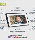 Loop Frame, Loop Frame Digital Frame, Smart Digital Frame, Digital Frame
